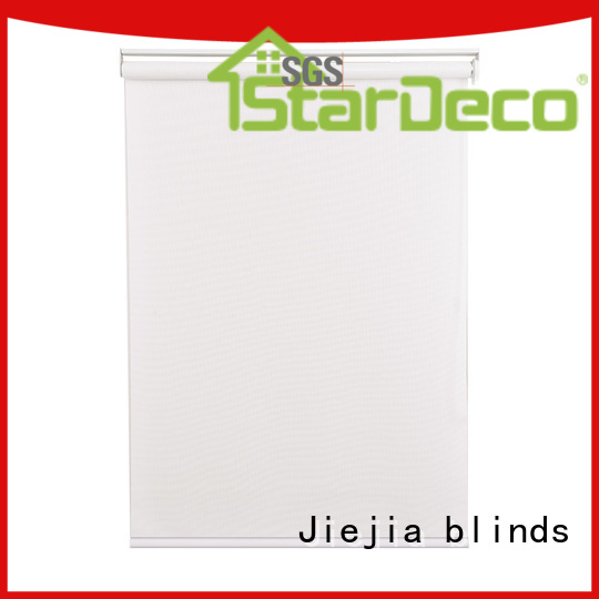 Jiejia panel glide blinds factory house
