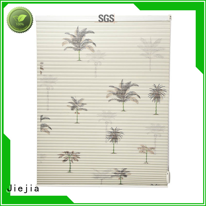 Jiejia Latest best cellular shade brands for business restaurant
