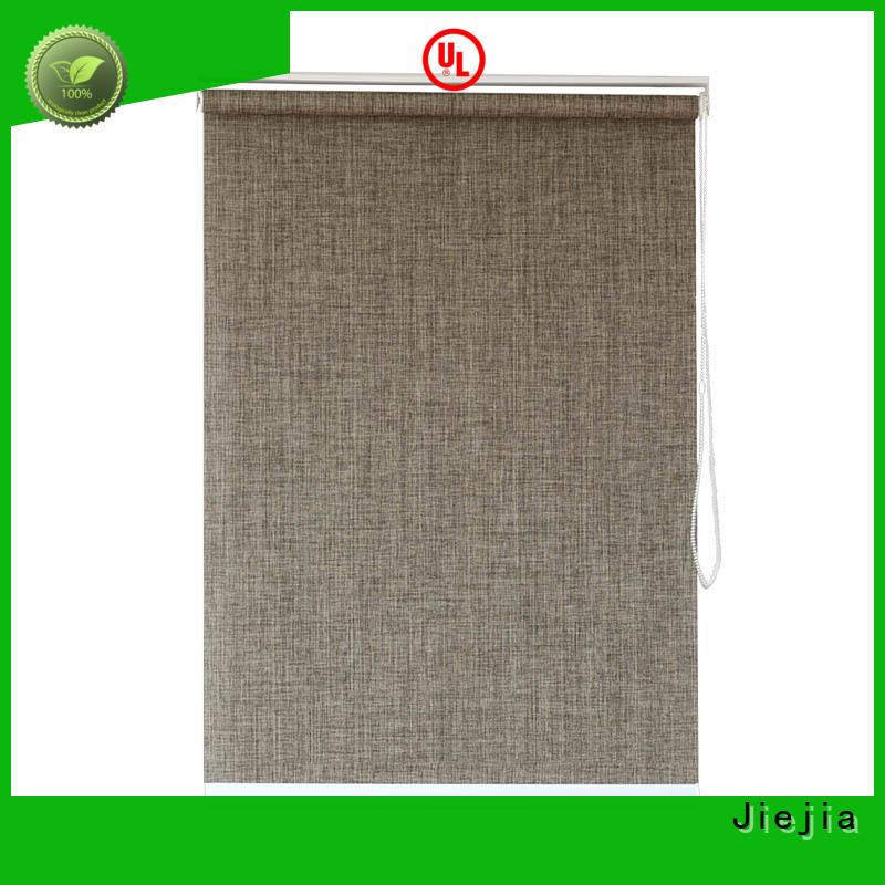 Jiejia Custom narrow roller blinds Suppliers house