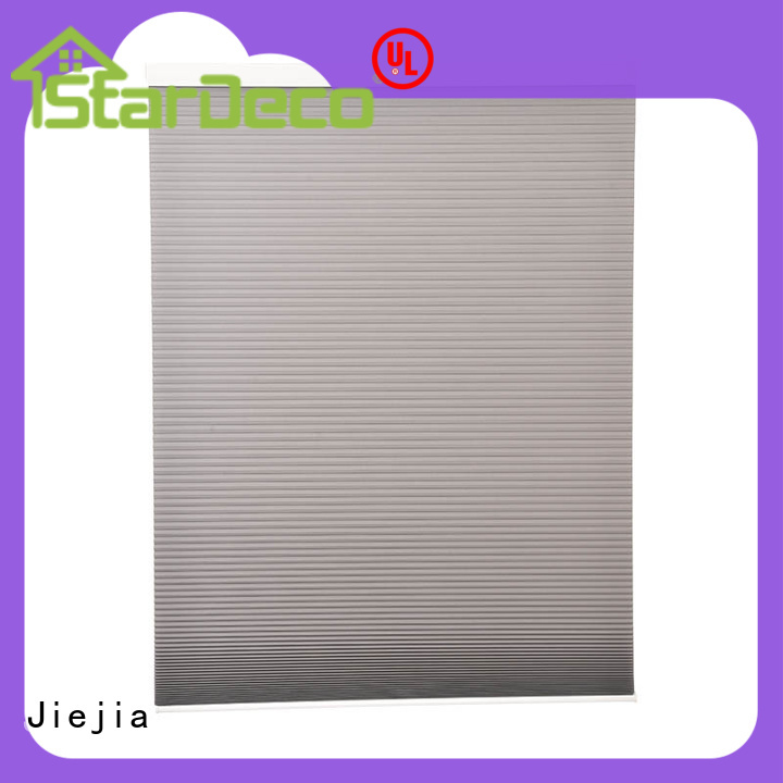 Jiejia best cellular blinds factory price house