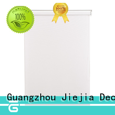 Jiejia Custom sun filter blinds sunscreen restaurant
