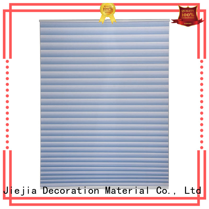Jiejia best cellular shades heat insulation house