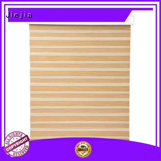 Jiejia Top blackout slat blinds company house