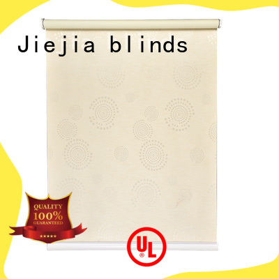 Jiejia high quality roller shades nondeformable hotel