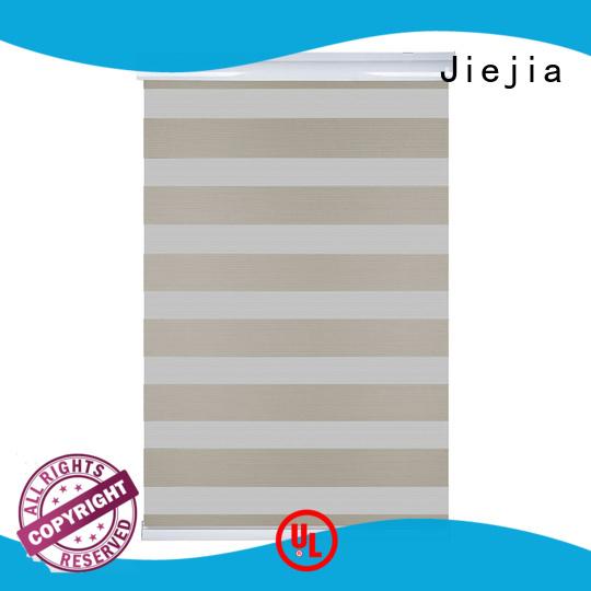Jiejia double-layer zebra shades window blinds house