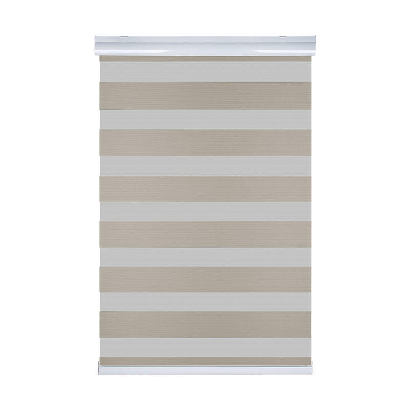 Jiejia european style zebra day and night blinds house-2