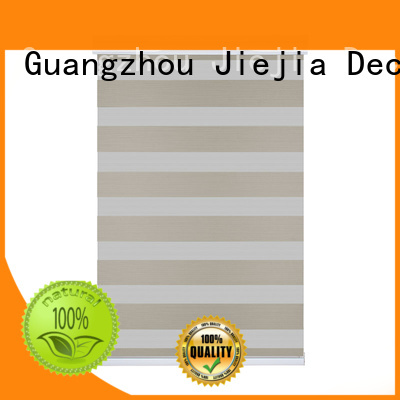 Jiejia zebra blinds wholesale anti-uv house