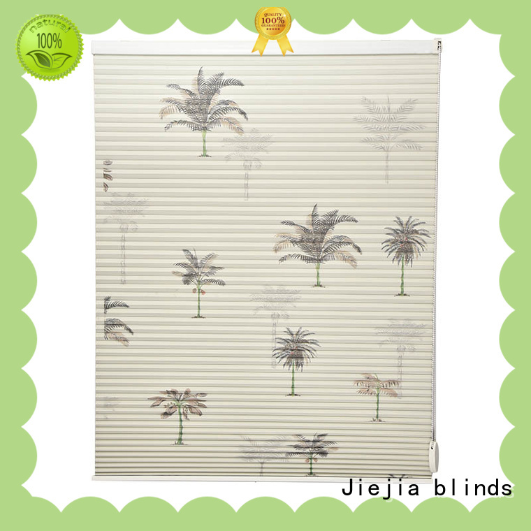 Jiejia window blinds cellular shades factory price room