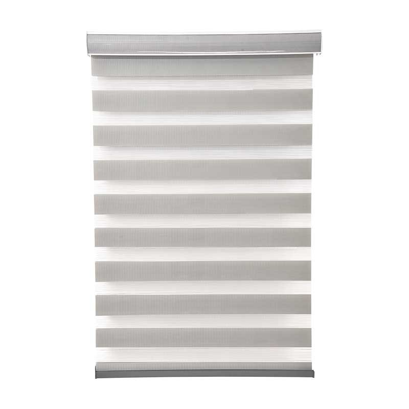 High Quality Horizontal Motorized Zebra Blinds
