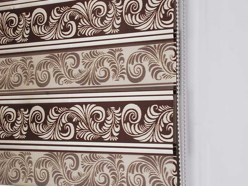 zebra window treatments restaurant Jiejia-6