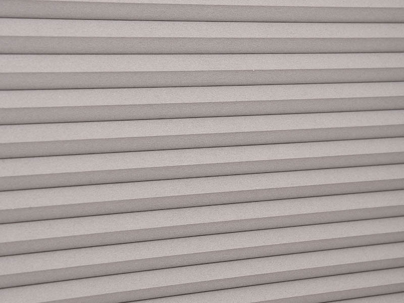 Jiejia custom cellular window shades heat insulation restaurant
