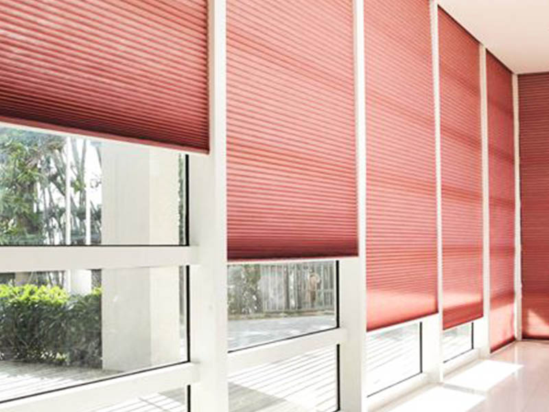 Jiejia cellular window blinds company restaurant-7