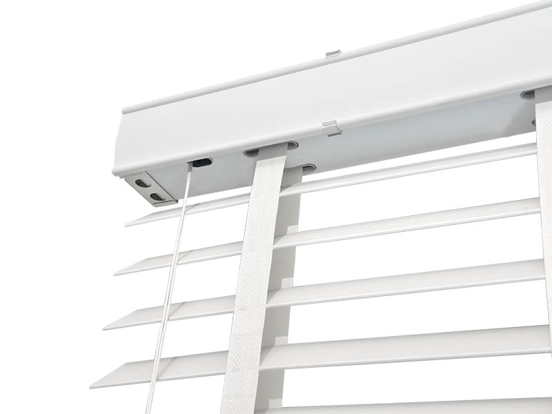 Jiejia manual ladder vertical venetian blinds house-5