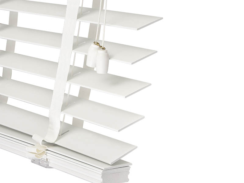 Jiejia manual ladder vertical venetian blinds house-7