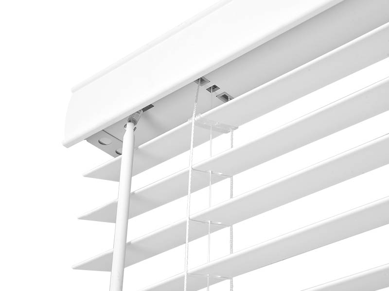 Jiejia manual ladder venetian roller blinds anti-uv house-4