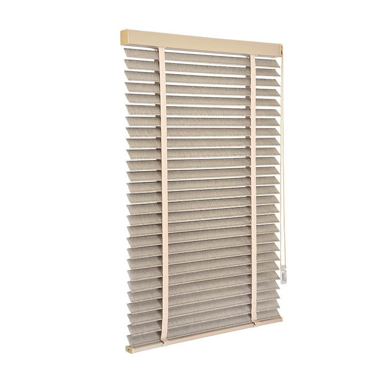 Stardeco Custom Ladder Belt Fabric Vertical Venetian Blinds