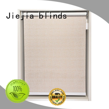 Jiejia electric adjustable blackout blind nondeformable hotel
