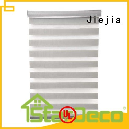 zebra window coverings horizontal restaurant Jiejia