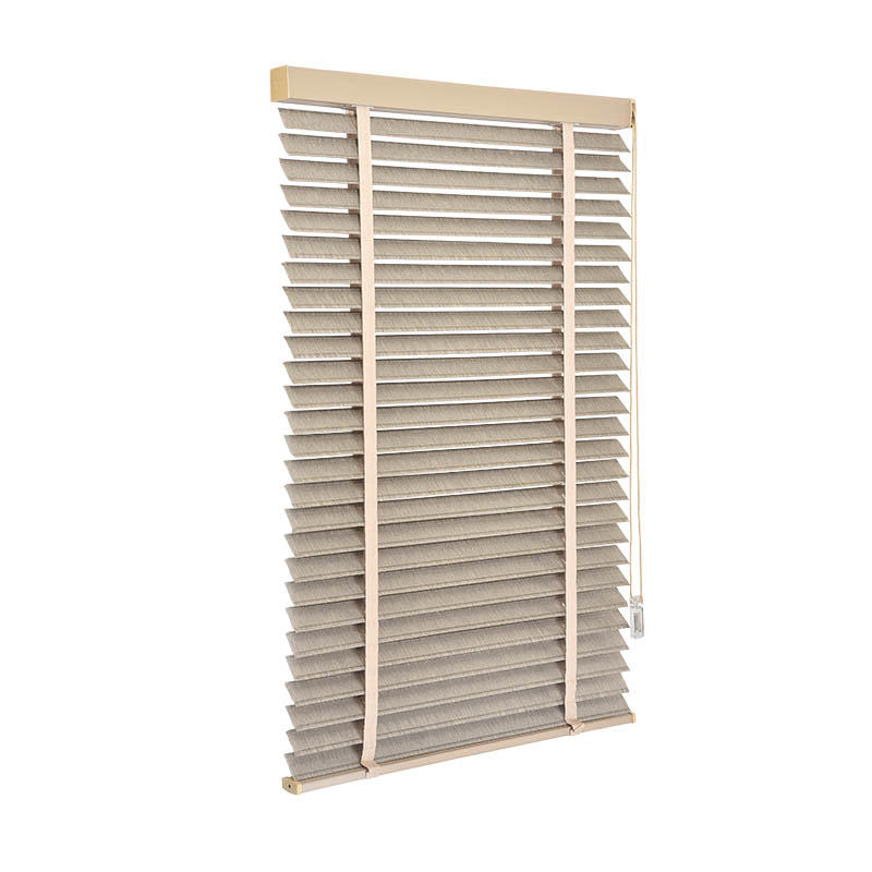 Jiejia custom wooden venetian shutters for business house-2