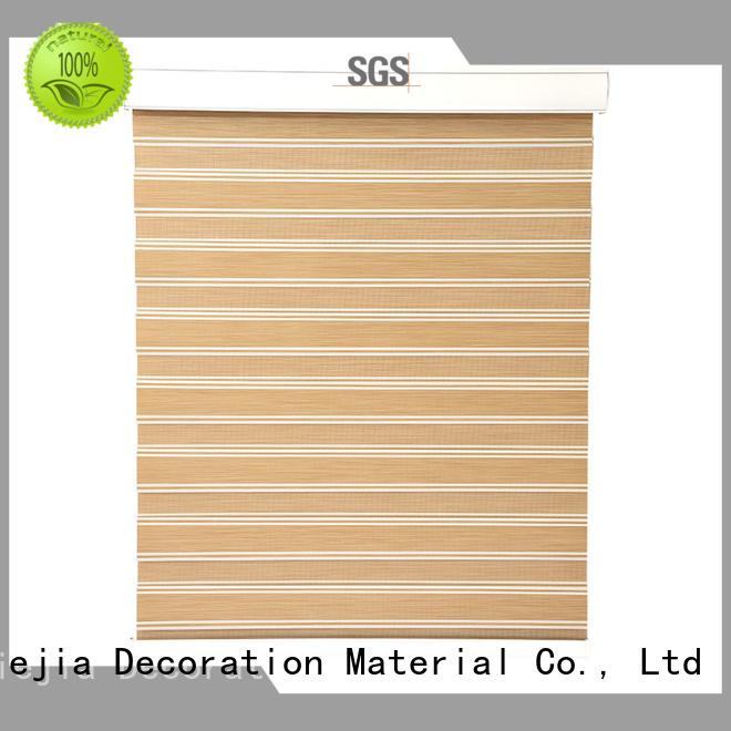 Jiejia horizental zebra window treatments house