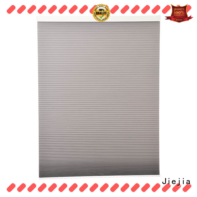 Jiejia cellular window shades factory price house