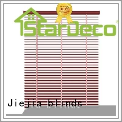 Jiejia anti-uv horizontal venetian blinds restaurant