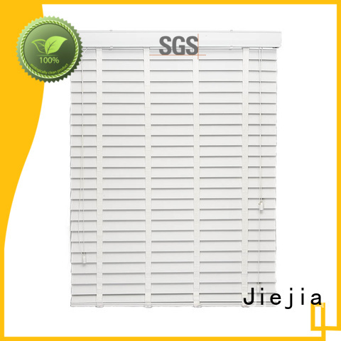 Jiejia vertical window shade venetian blinds sunscreen house