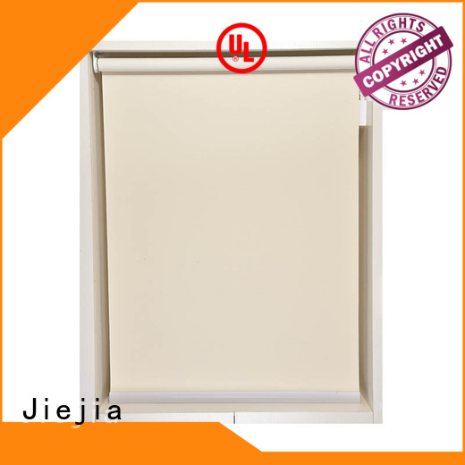 Jiejia electric twin roller blinds Supply house
