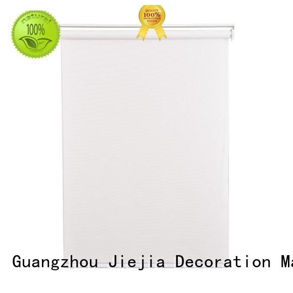 Jiejia custom sunscreen window coverings sunscreen room