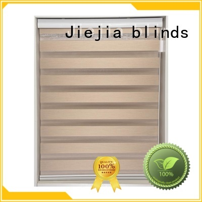 Home Decor Bead Chain Semi-Blackout Zebra Blind Curtain