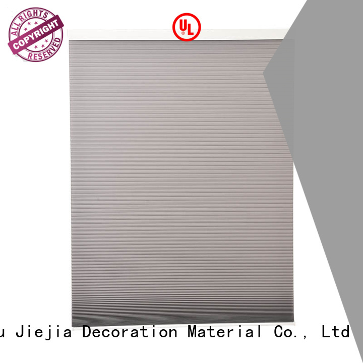 Jiejia custom blackout cellular blinds factory price room