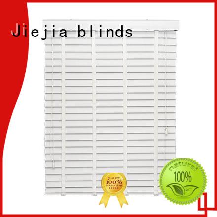Home Decor Manual Ladder Tape Wooden Vertical Venetian Blinds