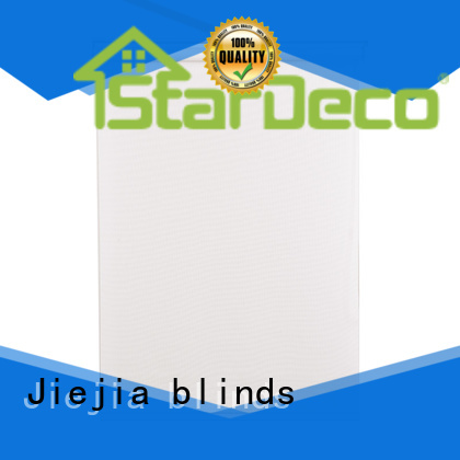 Jiejia insulated roller blinds manufacturers house