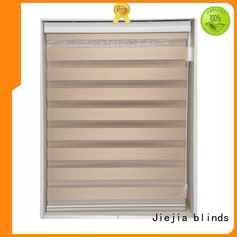Jiejia horizental blackout shades or blinds high quality office