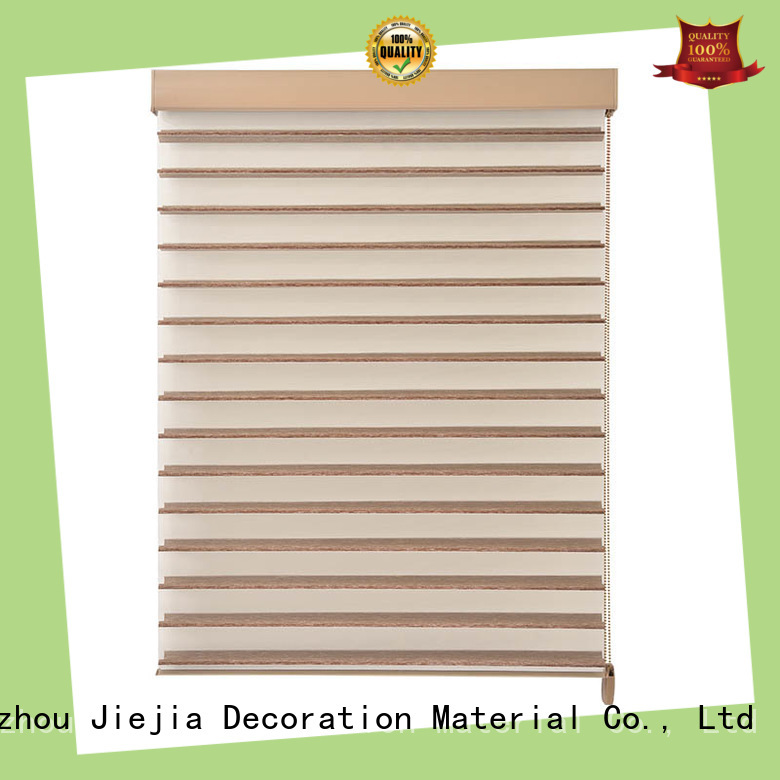Jiejia Latest slat blinds Supply house