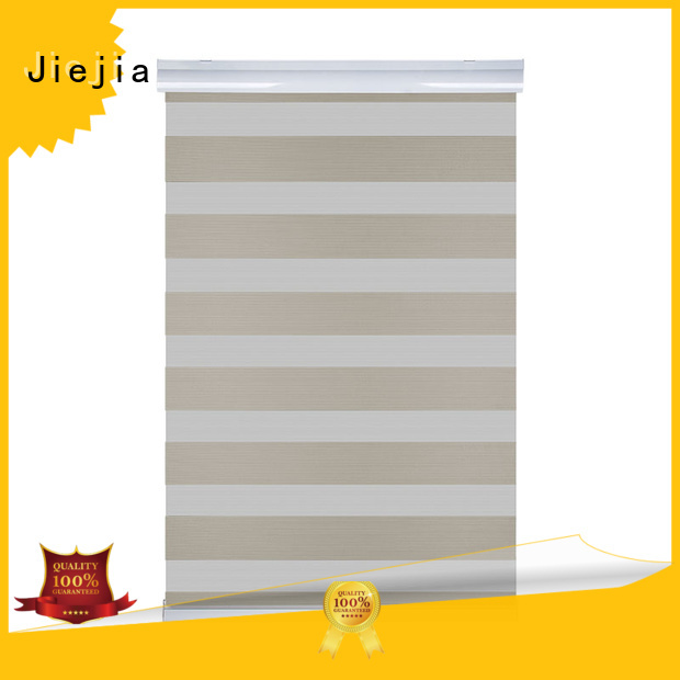 Jiejia double-layer wide roller blinds manufacturers restaurant
