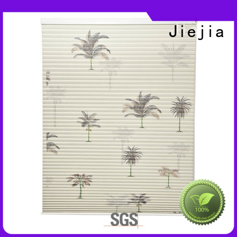 Jiejia blackout cellular shades factory price restaurant