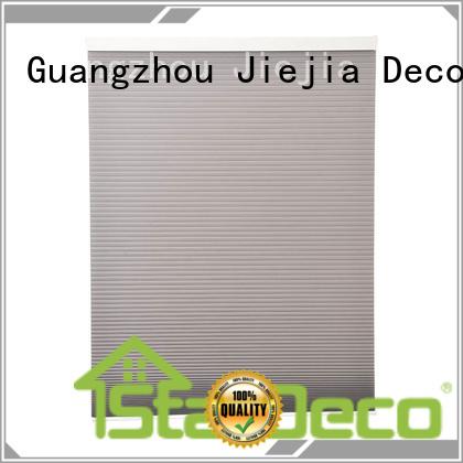 Jiejia cellular window shades heat insulation house