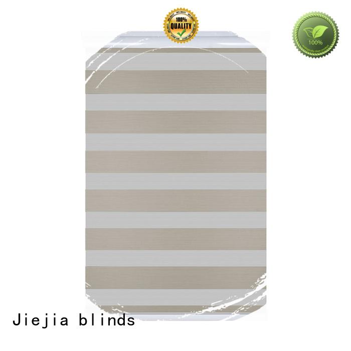 Jiejia brown blackout roller blinds anti-uv house