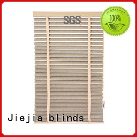 window shade venetian blinds flameproof restaurant Jiejia