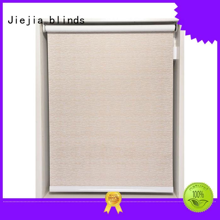 Jiejia cheap roman shades factory house