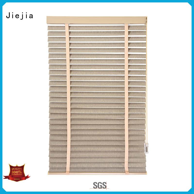 Jiejia custom venetian roller blinds sunscreen restaurant