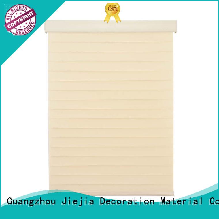Jiejia wholesale shangri la blinds bay window room