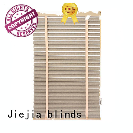 New white timber blinds Suppliers room