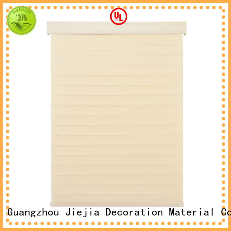 Jiejia Top enclosed door blinds manufacturers room