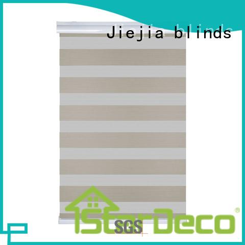 custom blackout zebra blinds flameproof restaurant