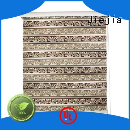 Jiejia replacement blackout vertical blinds motorized office