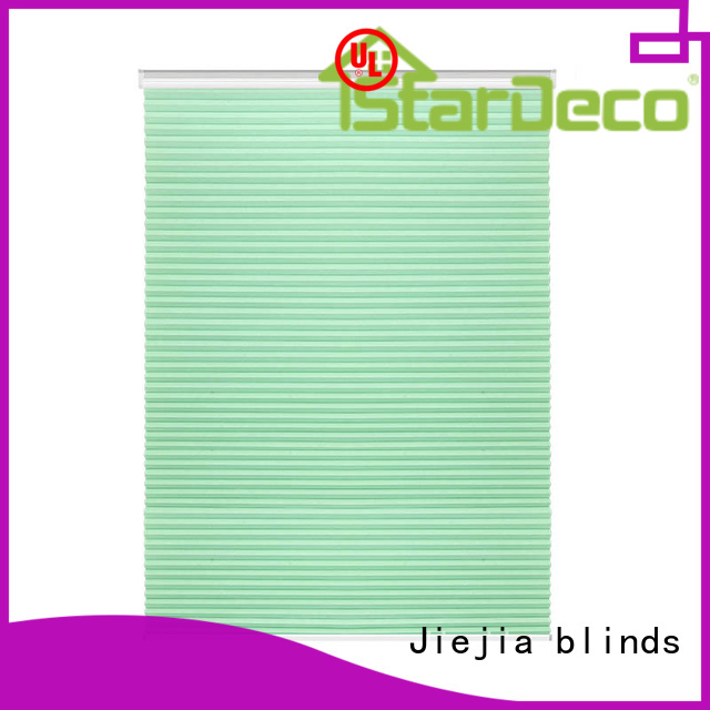 Jiejia cellular shades best cellular blinds heat insulation room