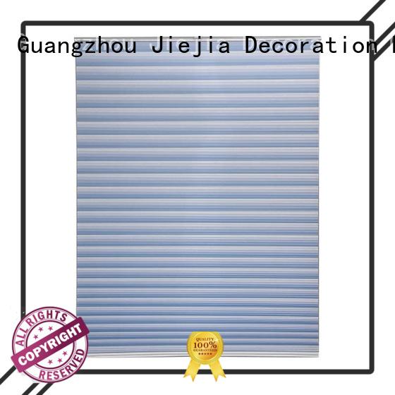 Jiejia blackout cellular shades heat preservation room