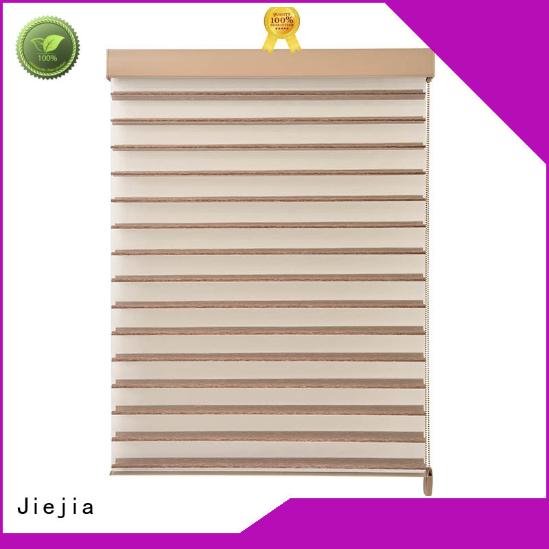 Jiejia vinyl vertical blinds for business house
